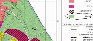 ייעוד חלקה 31 בגוש 6285 לטובת אזור חקלאי (שטח פתוח) לפי תשריט ייעודי הקרקע של תכנית המתאר רצ/2030 לכלל העיר ראשון לציון, הנמצאת בהפקדה במחוזית. תכנית שנותנת ייעוד לכל שטחי העיר עד לשנת 2030